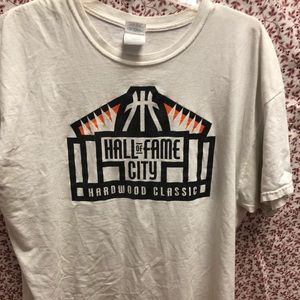 Hall of Fame City Hardwood Classic T-Shirt